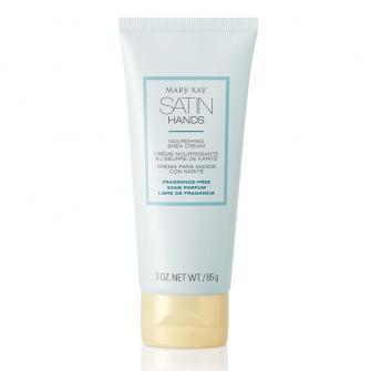 Satin Hands® Nourishing Shea Cream Fragrance Free