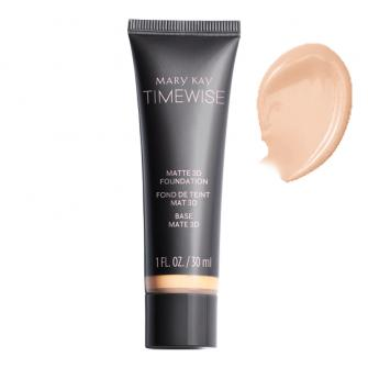 TimeWise® Matte 3D Foundation Ivory C 110