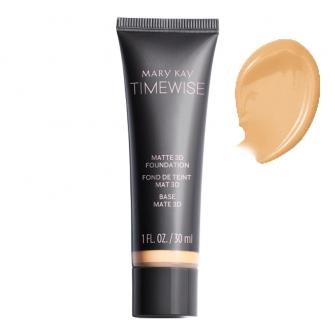 TimeWise® Matte 3D Foundation Ivory N 140