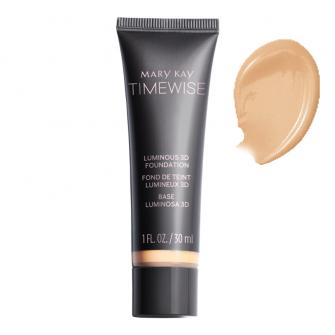 TimeWise® Luminous 3D Foundation Ivory W 120