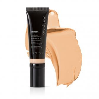 Mary Kay® CC Cream Sunscreen SPF 15 Very Light