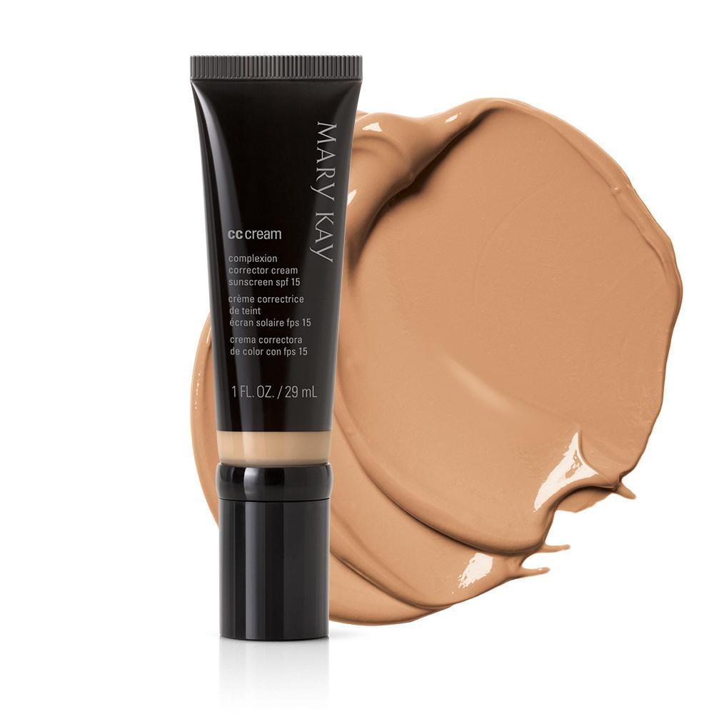 Beauty Story Cc Cream Real Complexion: Mary Kay® CC Cream Sunscreen SPF 15 Medium-to-Deep