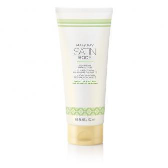 Satin Body® Silkening Shea Lotion